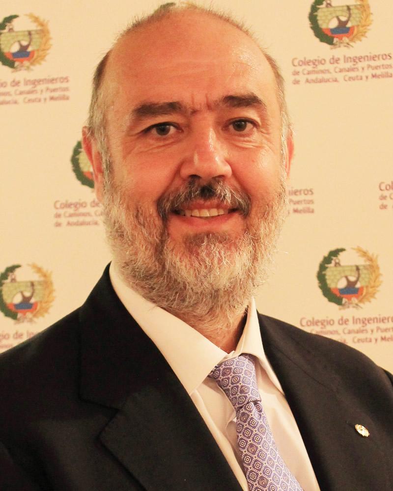D. José Abraham Carrascosa Martínez