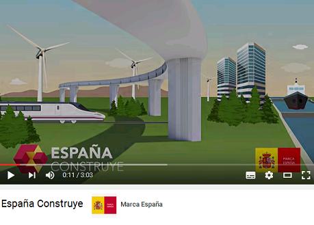 Marca España presenta 'España Construye'