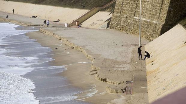 ¿Son malos los escalones de arena?