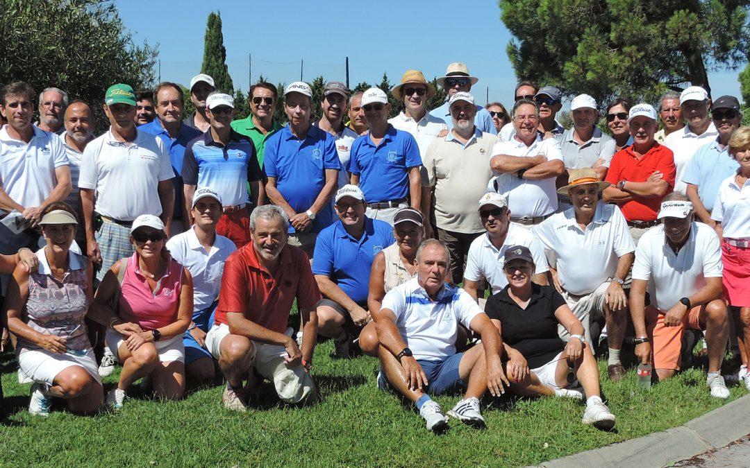 Caminos Andalucía celebra su tradicional Torneo de Golf en su XXII edición