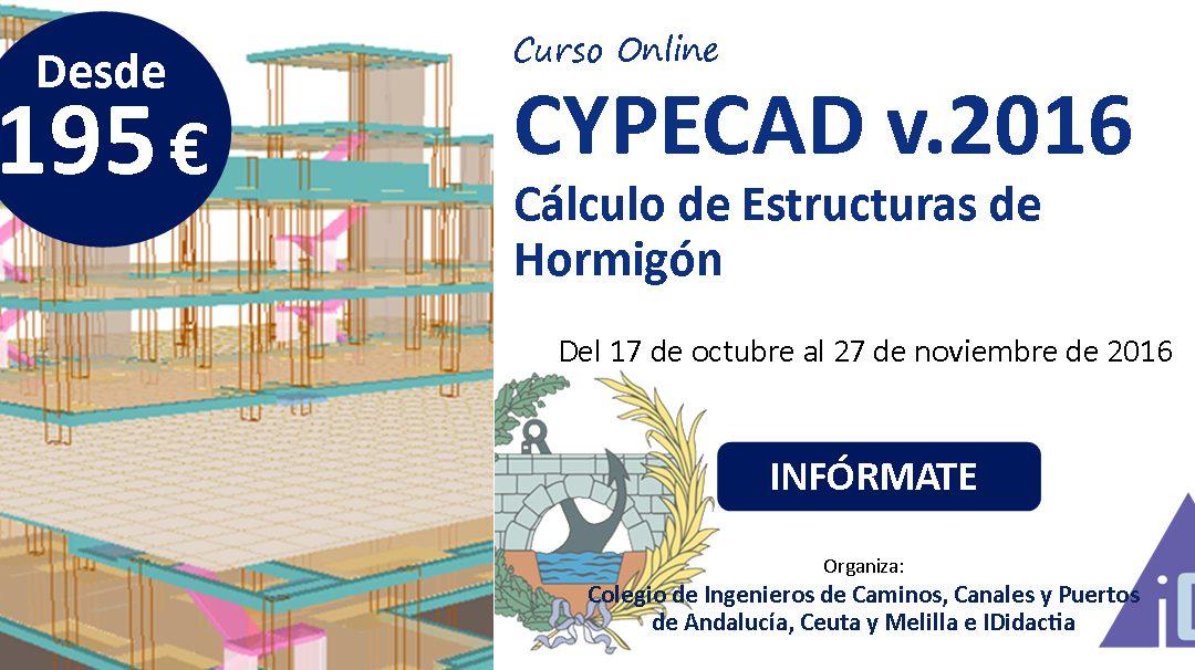 CYPECAD. Cálculo de Estructuras de Hormigón con CYPECAD v.2016