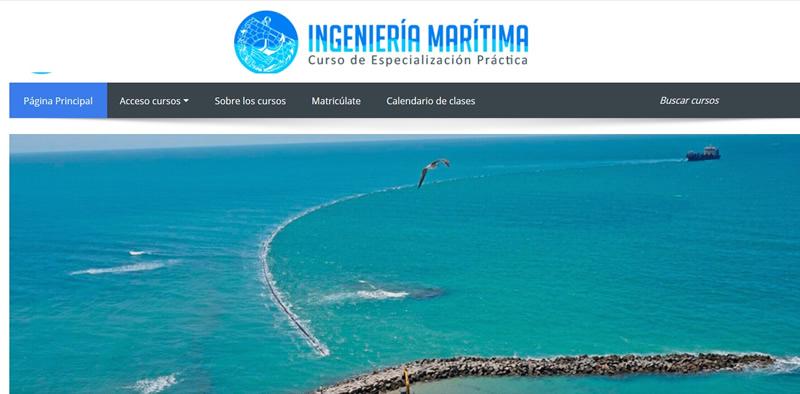 """Sevilla. Cursos de """"Especialización Práctica de Ingeniería Marítima"""""""