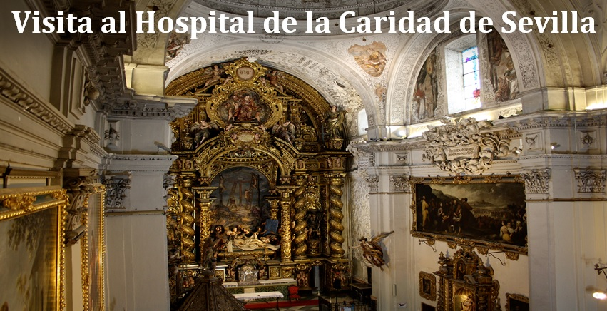Sevilla | Visita al Hospital de la Caridad 2016