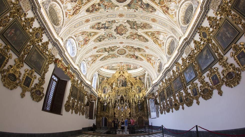 Sevilla | Visita al Conjunto de San Luis de los Franceses