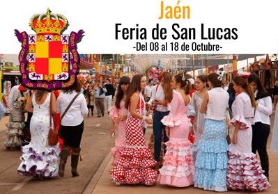 Jaén | Feria de San Lucas Octubre 2016