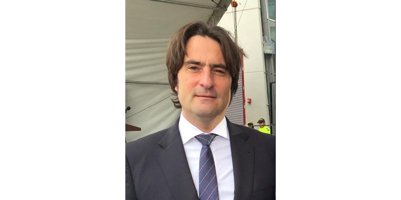 El director general de UG21,  Manuel González Moles,  Ingeniero del Año Sevilla 2016