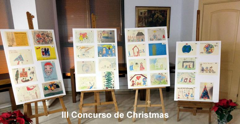 Esther Miranda Vázquez, de 6 años de edad, gana el III Concurso de Christmas