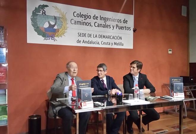 Éxito de público en la presentación del libro de Miguel Ángel Almagro
