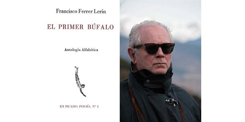 """Presentación del libro """"El primer búfalo"""" de Francisco Ferrer Lerín"""