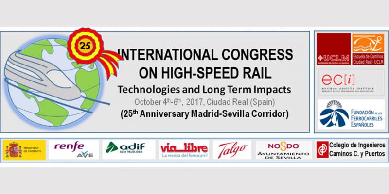 Ciudad Real. Congreso Internacional de Alta Velocidad Ferroviaria