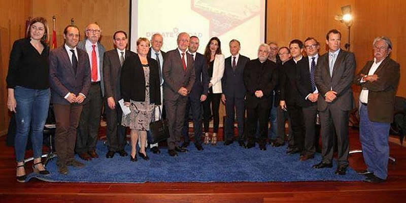 MÁLAGA. Debate Nuevo Puerto – Nueva Ciudad que organizó Diario Sur