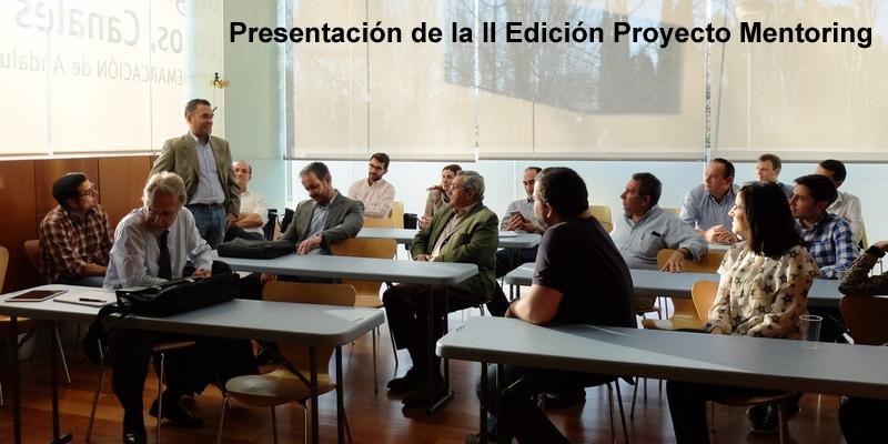Video presentación de la II Edición Proyecto Mentoring