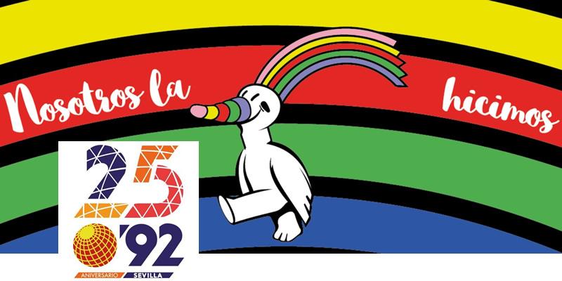 Actos conmemorativos con motivo del 25 aniversario de la Expo-92