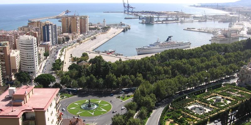 Málaga | Comida Colegial Marzo 2017