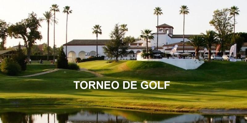 Sevilla | XXIV Torneo de Golf Santo Domingo de la Calzada