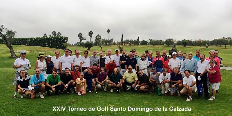 Un gran día de golf y de espíritu colegial en el XXIV Torneo de Golf
