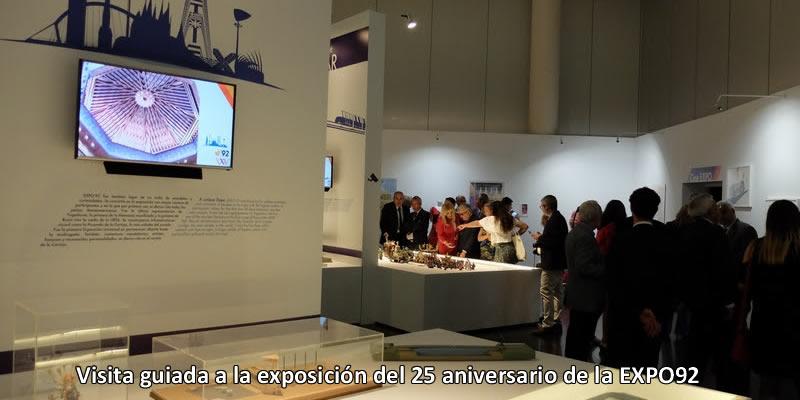 Sevilla | Visita guiada a la exposición del 25 aniversario de la EXPO92