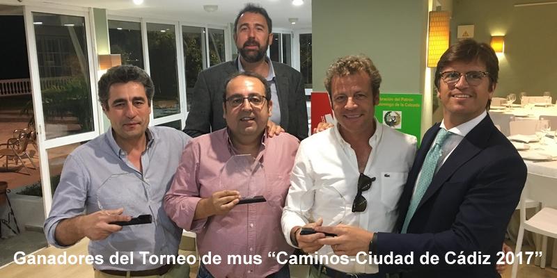 Cinco intensas horas en el Torneo de Mus en Cádiz