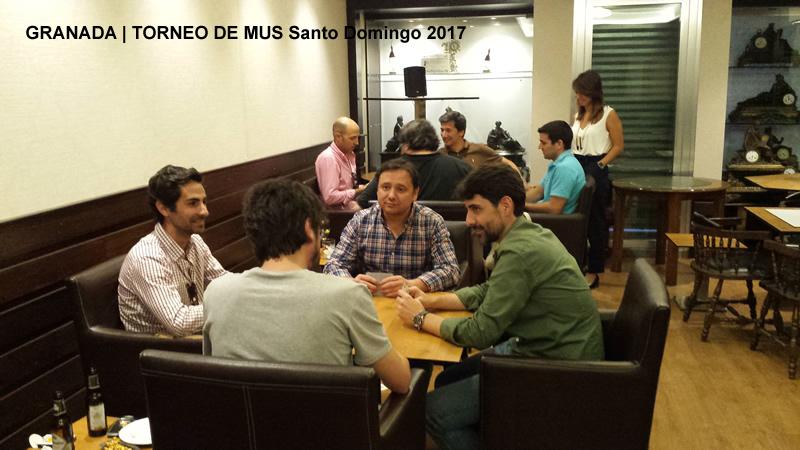 Catorce jugadores se disputaron la victoria en el Torneo de Mus de Granada
