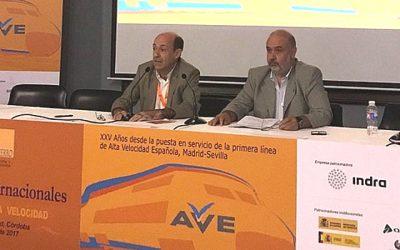 """Las XI Jornadas """"Ingeniería para Alta Velocidad"""" analizan los 25 años del AVE desde Madrid"""