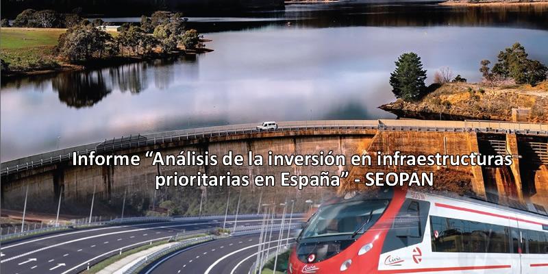 Un catálogo de infraestructuras prioritarias y un modelo de colaboración público-privada eficiente