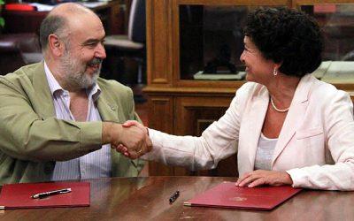 Convenio de colaboración entre la Universidad de Granada y Caminos Andalucía