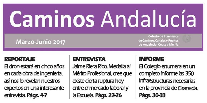 Revista Caminos Andalucía – Marzo a Junio del 2017