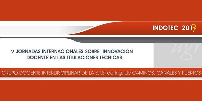 """Granada. V jornadas sobre """"Innovación docente y adaptación al EEES en las titulaciones técnicas"""""""
