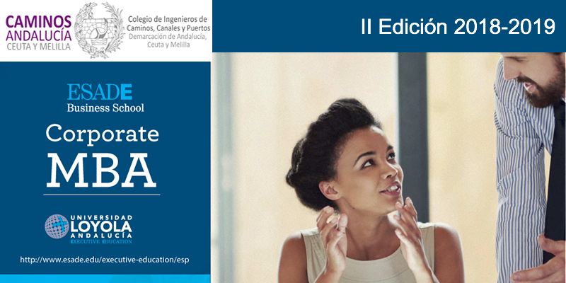 "II Edición ""Corporate MBA ESADE-LOYOLA Executive"" 2018-2019"