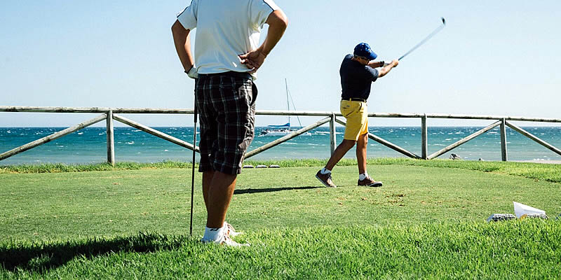 Caminos Andalucía celebra su XXIII Torneo Golf