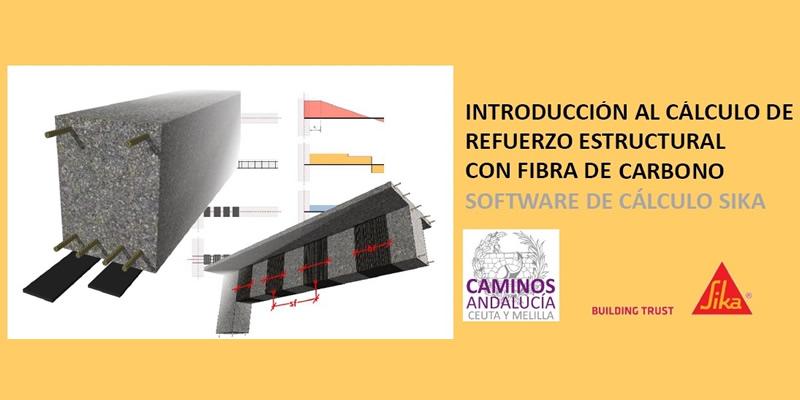 Granada. «Introducción al cálculo de refuerzo estructural con fibra de carbono»