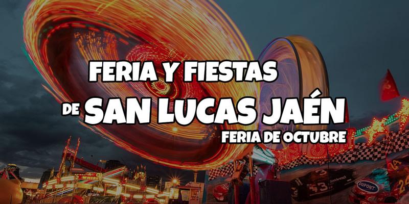 Jaén | Encuentro Colegial en la Feria de San Lucas
