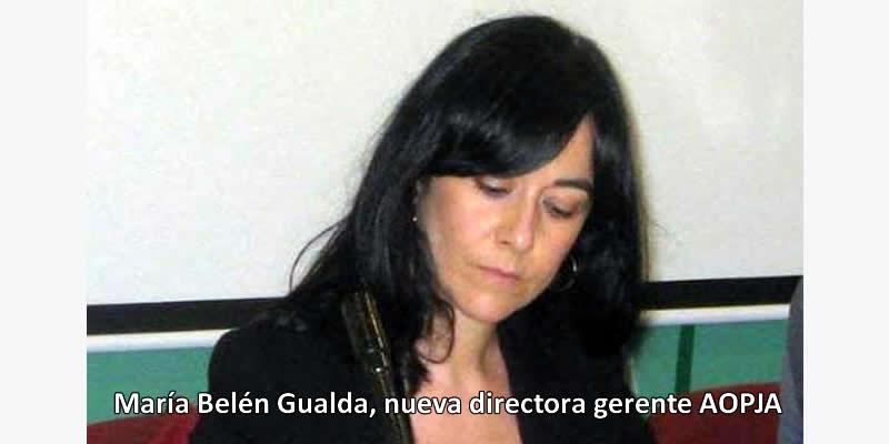 La granadina María Belén Gualda, nueva directora gerente de la Agencia de Obra Pública de Andalucía