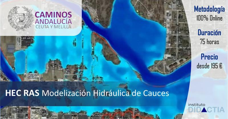 IDidactia. Modelación Hidráulica 2D de Cauces con HEC RAS