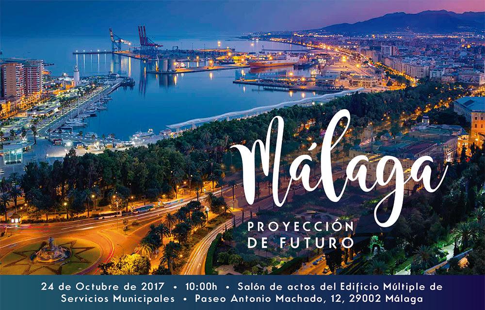 """Málaga. Jornada """"Málaga, Proyección de Futuro"""", Posibilidades de inversión y modelos de negocio"""