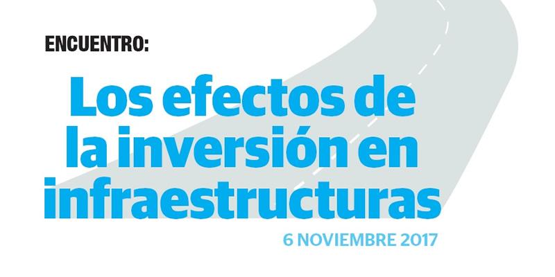 """Sevilla. Encuentro """"Los efectos de la inversión en infraestructuras"""""""