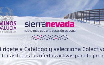 Convenio CETURSA – SIERRA NEVADA 2017/2018