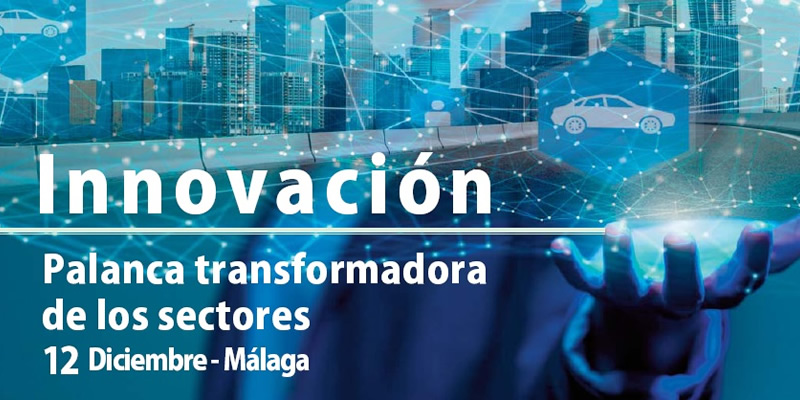 """Málaga. Máster Class """"Innovación como palanca transformadora de los Sectores"""""""
