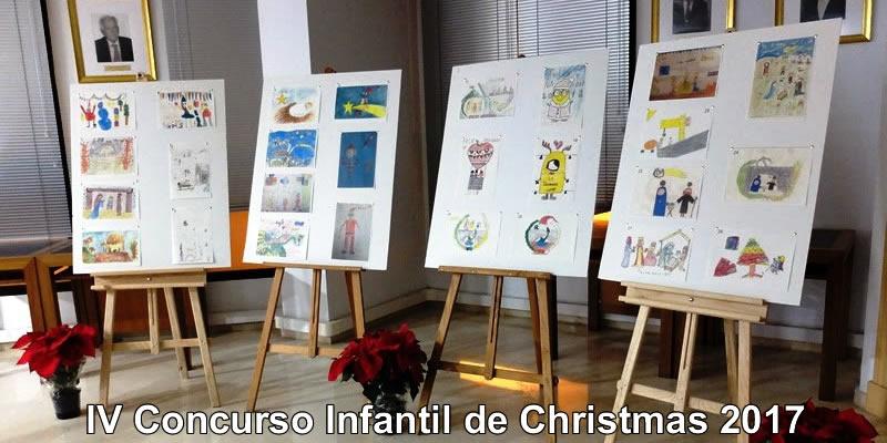 Ya tenemos ganador del IV Concurso Infantil de Christmas 2017