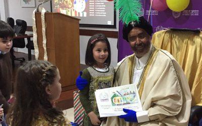El Cartero Real recibe las cartas de los más pequeños