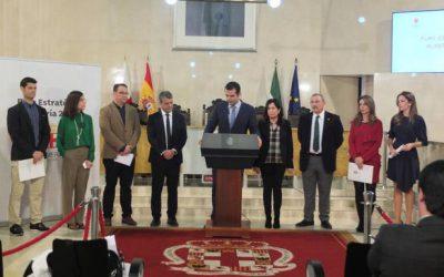 Coordinadores del Plan Estratégico de Almería