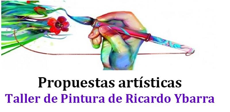 Sevilla | Propuestas artísticas. Taller de Pintura de Ricardo Ybarra