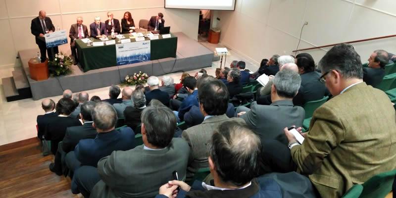 Los Ingenieros de Caminos enumeran la treintena de actuaciones históricas necesarias en el ferrocarril en Andalucía