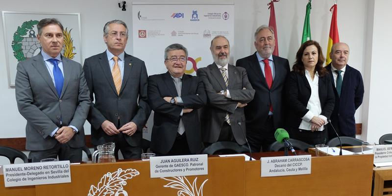 """La Mesa de la Construcción de Sevilla alza la voz ante """"una ciudad paralizada"""""""