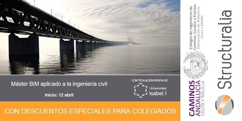 Structuralia. Máster BIM aplicado a la Ingeniería Civil