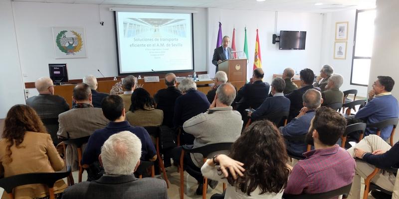 Sevilla. Reunión preparatoria para el Foro Movilidad Eficiente en el Área de Sevilla