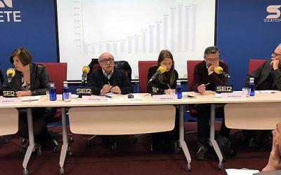 Damián Álvarez urge la culminación de la red de Metro y la constitución de una autoridad metropolitana en Sevilla
