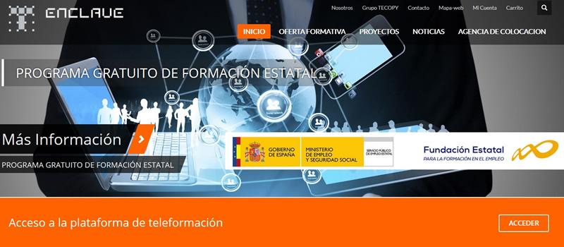 Cursos online gratuitos del Ministerio de Empleo y Seguridad Social para trabajadores, autónomos y desempleados