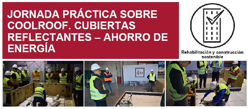 Málaga. Jornada gratuita sobre Cubiertas Reflectantes