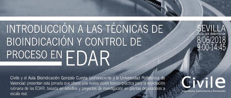 Sevilla. Introducción a las técnicas de Bioindicación y Control de Proceso en EDAR